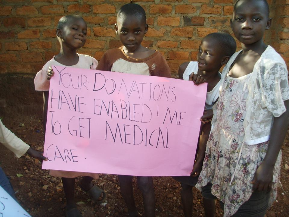Child Sponsorship | The Umbrella of Hope Foundation
